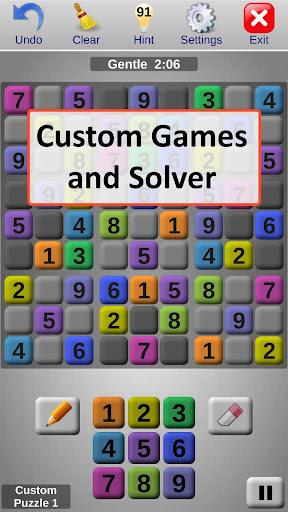 Sudoku Games and Solver screenshots 4