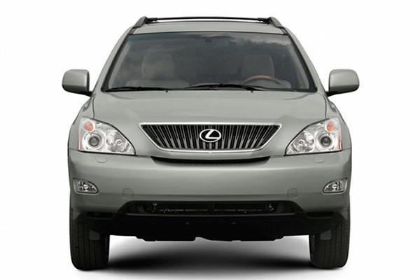 2006-Lexus-RX330-Front-View