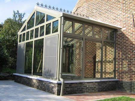 Veranda bouwen