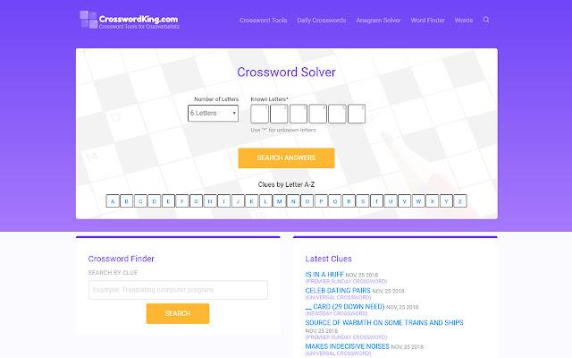Crossword King