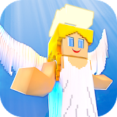 Holy Craft: 😇 Good Big Crafting Exploration Games