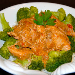 Curry Chicken Thighs Crock Pot Recipes.