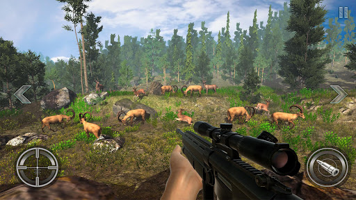 Deer Hunter Free Online Games 2019: Shooting Games 1.10 screenshots 1