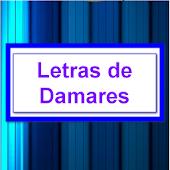 Letras Damares fas Aplicatos