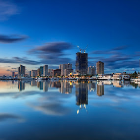 Harbor Square by Hiram Abanil - Buildings & Architecture Office Buildings & Hotels ( harbor square, manila )