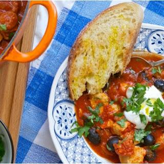 Chicken Chorizo Potato Stew Recipes