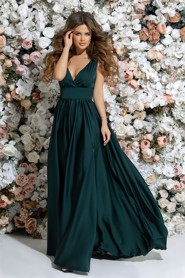Shafa vestido longo