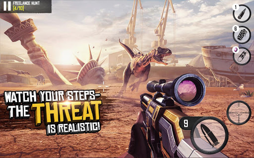 Best Sniper Shooting hunter 3D