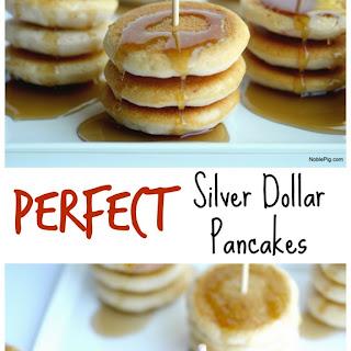 Perfect Silver Dollar Pancakes.