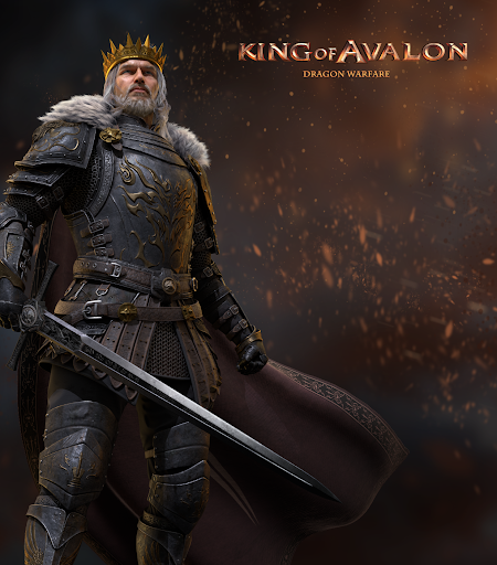 King of Avalon Promo