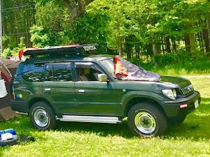 ランドクルーザープラド VZJ95W 1998年式 V6 3400ccのカスタム事例画像 gringrin7さんの2018年08月04日13:38の投稿