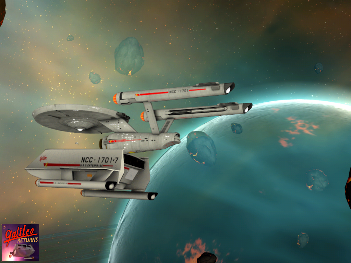 Galileo Returns- screenshot