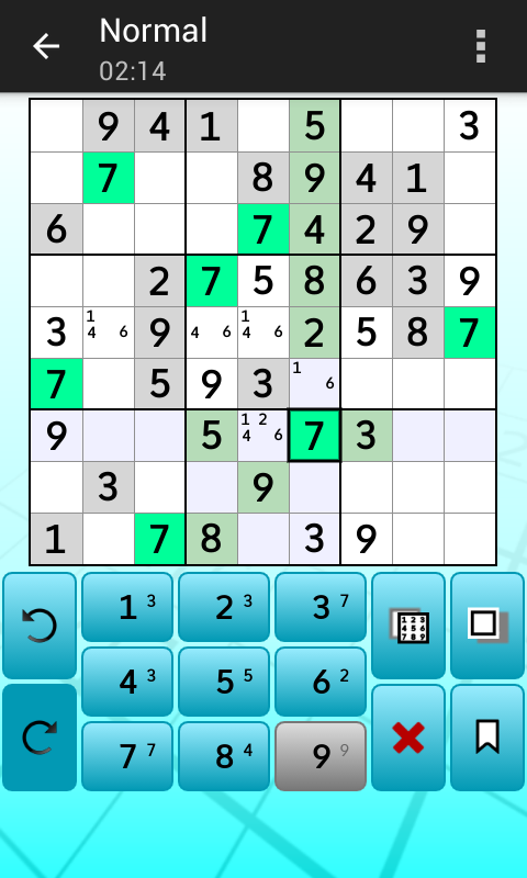 Sudoku - Logic Puzzles- screenshot