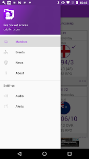 cricitch LIVE cricket scores- screenshot thumbnail