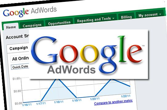 Dịch vụ quảng cáo adwords sẽ trả về cho bạn những báo cáo cụ thể nhất
