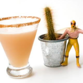 Cinnamon-Tamarind Margarita.