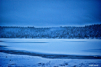 Photo: Winter lake in Norway  ノルウェーの冬の湖  #WinterWedenesday curated by +Antoine Berger