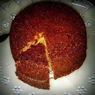 Date Cake.