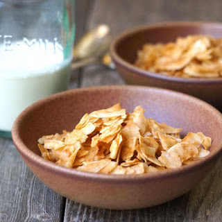 "Paleo Cinnamon Crunch ""Cereal""."