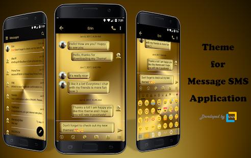 Solid Gold SMS Zprávy - náhled