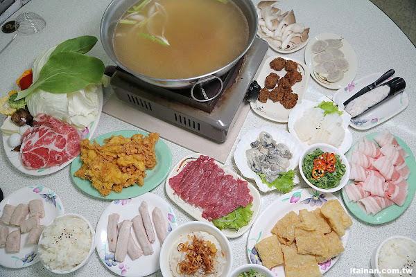 |阿公沙茶爐~熬出天然古早味的清甜湯頭,有滿滿柴魚香的樸實好滋味!