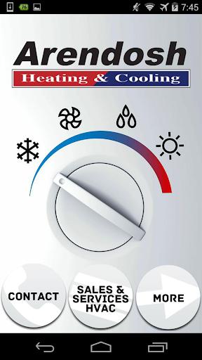 Arendosh Heating Cooling