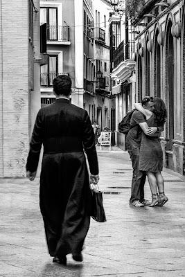 Amorevole abbraccio