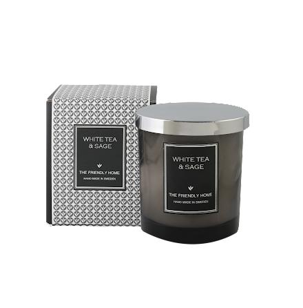 Smoke Elegance - White Tea & Sage