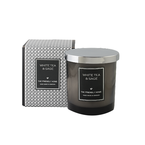 Smoke Elegance - White Tea & Sage
