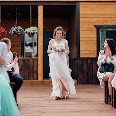Wedding photographer Olesya Zhomer (greypearl). Photo of 18.07.2017