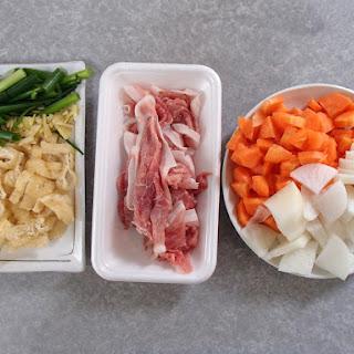 豚汁 (tonjiru)