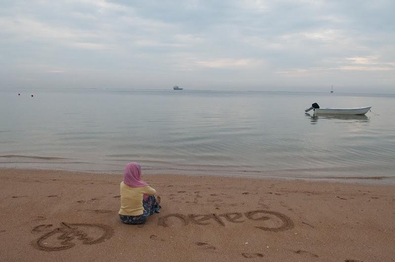 Photo: at Pantai Mertasari. Sanur, Bali - Indonesia. #galau
