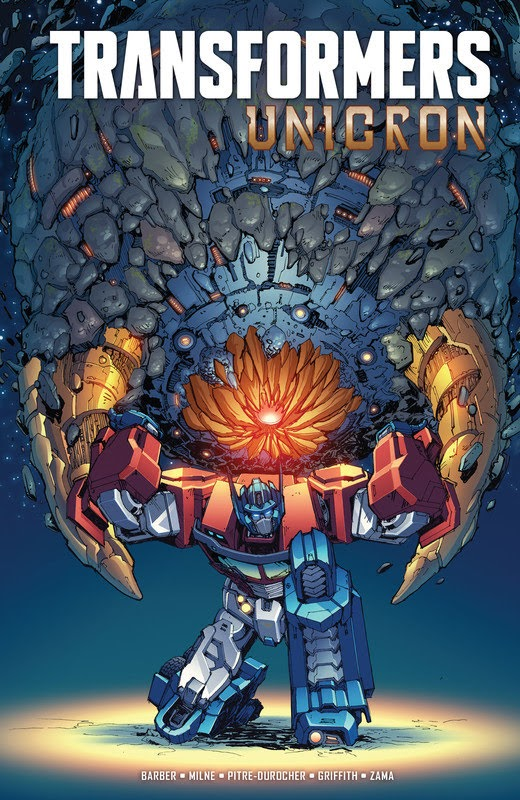 Transformers: Unicron (2019)