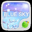 Blue Sky GO Keyboard icon