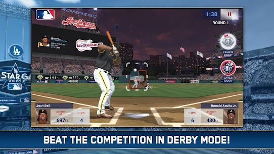 MLB Home Run Derby 2020 MOD (Unlimited Gold Coins/Diamonds) 4