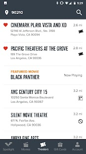 Fandango Movies - Times + Tickets- screenshot thumbnail