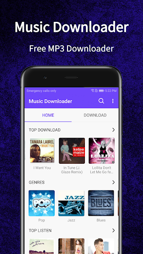 Music Downloader screenshot 1