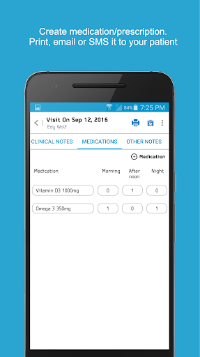 Patient Medical Records & Appointments for Doctors 4.0 screenshots 6