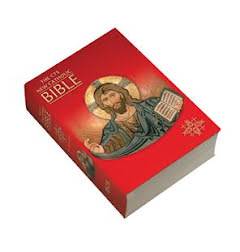 THE CTS NEW CATHOLIC BIBLE (POCKET RÖD)