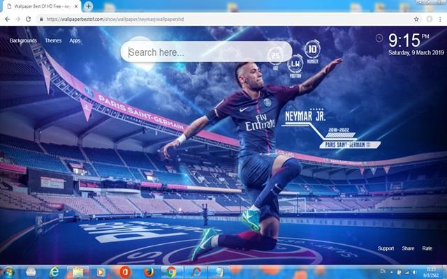 Neymar JR Wallpapers HD
