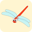 Dragonfly Japanese learning for beginners icon