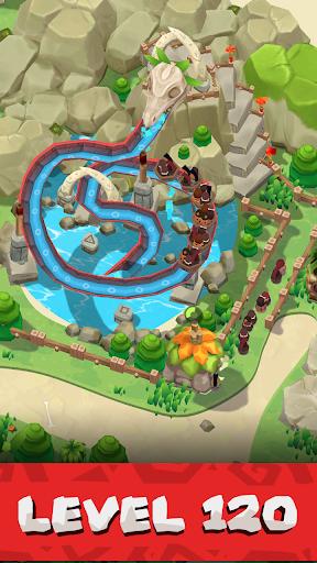 Stone Park: Prehistoric Tycoon  screenshots 7