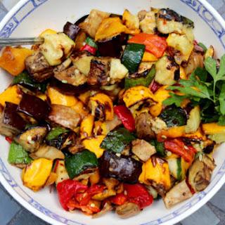 Grilled Provençal Vegetables