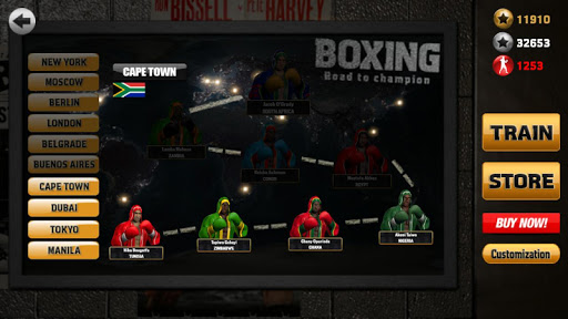 Boxing - Road To Champion 1.70 screenshots 15