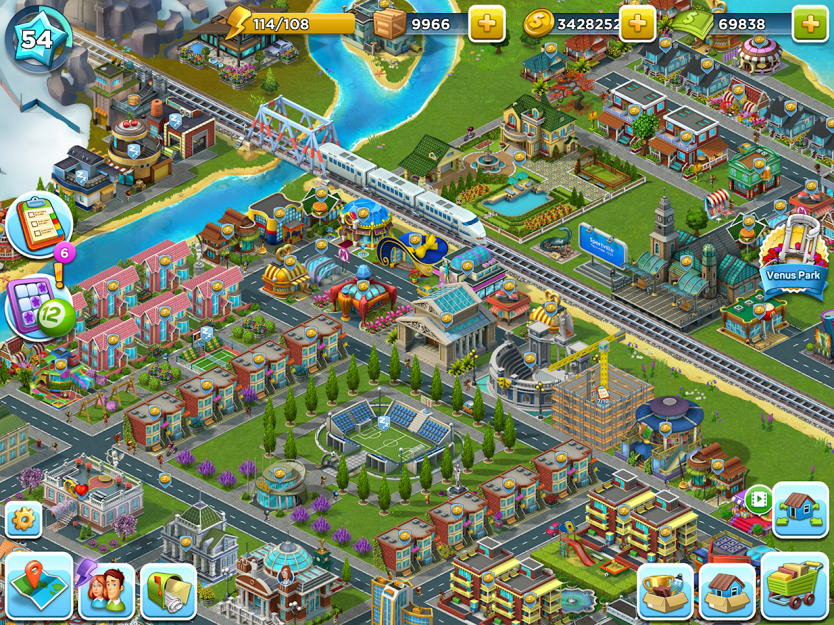 SuperCity: Build a Story- screenshot
