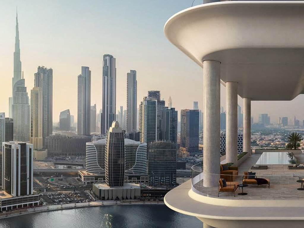 Sky-High Penthouse Living at The Dorchester Collection: a luxury Residence/ Apartment for Sale in Downtown Dubai Dubai, Dubai Property ID:S-4610 |  Christie's International Real Estate