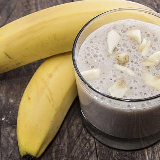 Banana Ginger Smoothie