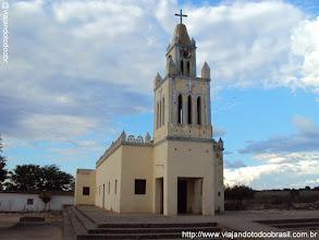 Photo: Ipubi - Igreja de Nossa Senhora do Socorro (Distrito de Serrolândia)