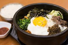 돌솥 비빔밥 Dolsot Bibimbap
