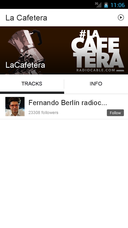 La Cafetera- screenshot